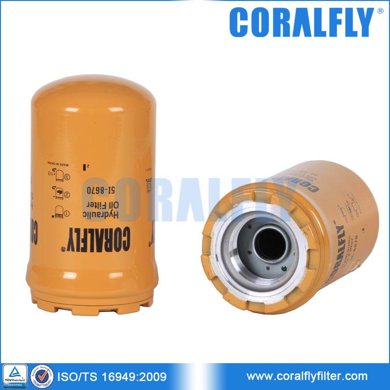 caterpillar hydraulic oil filter 5i
