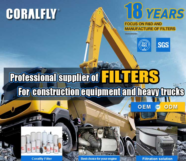 CORALFLY Filters will in EXPO ARCON 2019 LIMA PERU - China